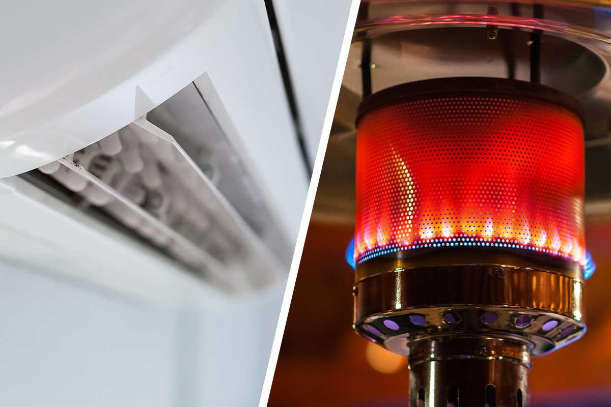 De Weerd Tenten Airco Heating