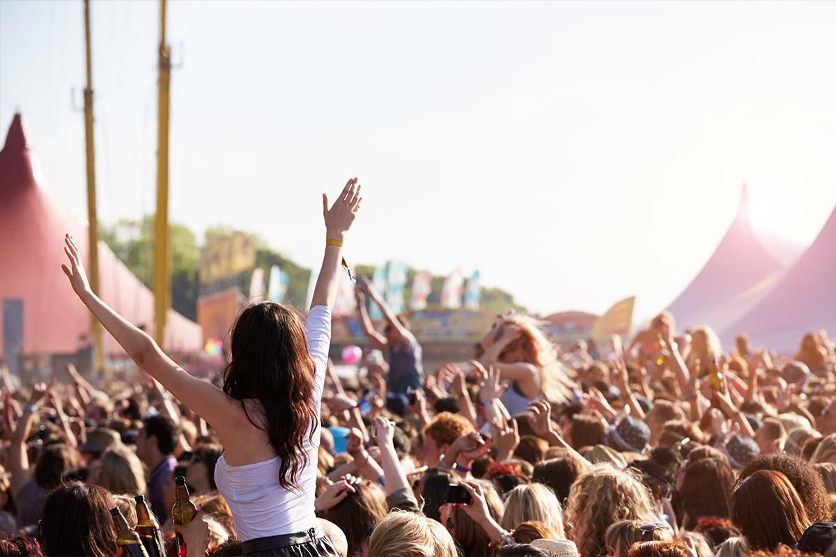 De Weerd Tenten Festivals