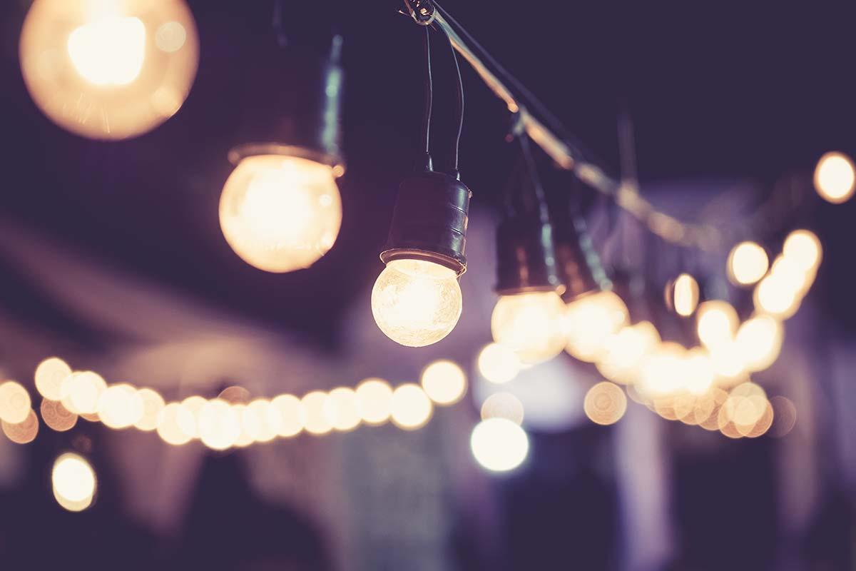 De Weerd Tenten Verlichting